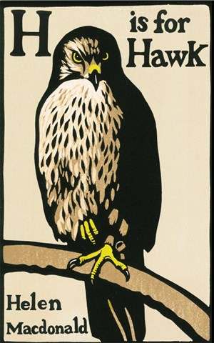 "Helen Macdonald, ""H is for Hawk"", £ 14,99 / 300 Seiten. Jonathan Cape, London 2014"
