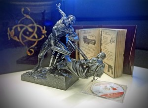 """The Order: 1886"" inklusive Statue und Art-Book"