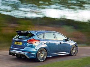 ... Ford Focus RS, ...