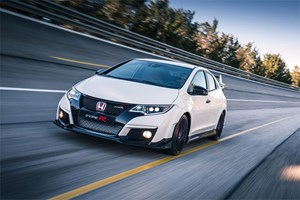 ... Honda Civic Type R, ...