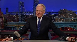"TV-Legende David Letterman beendet seine ""Late Show""."