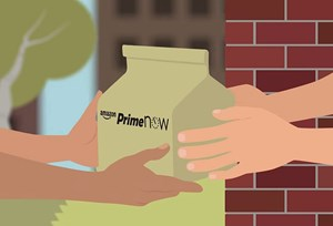 Prime Now ist in Zentral-London gestartet.