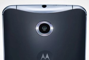 Googles Nexus 6 – in Kooperation mit Motorola entstanden.