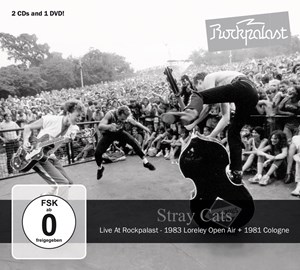 "Stray Cats: ""Live at Rockpalast"" (MIG)"