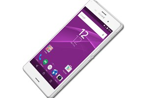 Das Sony Xperia Z3 mit abgespecktem Android.