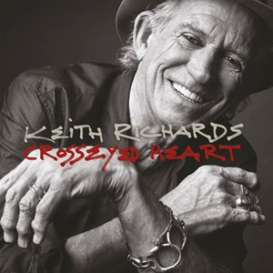 "Keith Richards: ""Crosseyed Heart"" (Virgin)"