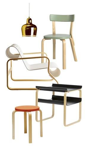 bitte sch n beugen alvar aalto designer lifestyle. Black Bedroom Furniture Sets. Home Design Ideas