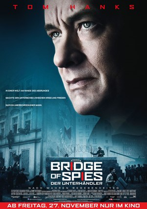 BRIDGE OF SPIES – DER UNTERHÄNDLER