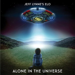 Jeff Lynne's ELO – Alone In The Universe (Sony)