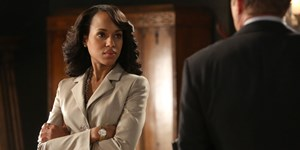 "Kerry Washington, Hauptdarstellerin in ""Scandal""."