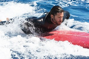"Édgar Ramírez in ""Point Break""."