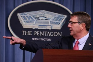 Ashton Carter, Pentagon-Chef.