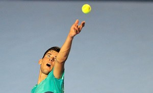 Dominic Thiem mag das Tiebreak.