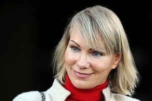 Margarita Louis-Dreyfus, nun fünffache Mutter.