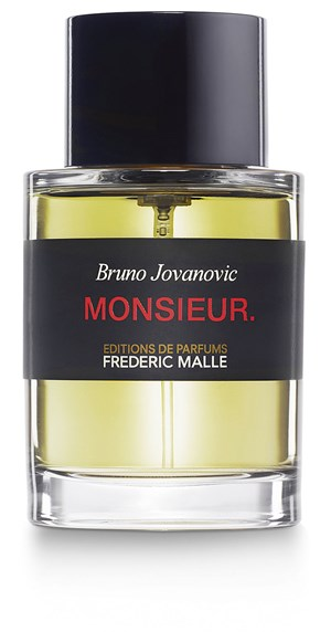 Edition de Parfums Frederic Malle, Bruno Jovanovic,  Monsieur, 50 ml, 135 Euro