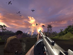 EA verschenkt aktuell den Shooter Medal of Honor: Pacific Assault.