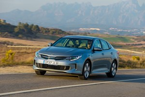 Kia Optima Plug-in-Hybrid