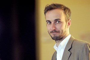Jan Böhmermann, Satiriker.