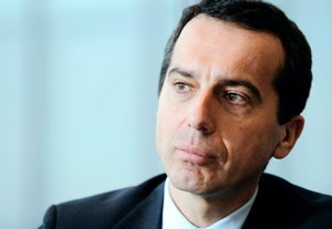 ÖBB-Chef Christian Kern hat beste Chancen.