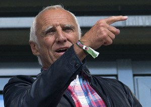 Red-Bull-Boss Dietrich Mateschitz.