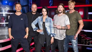 "Welches Jurymitglied verlässt die Musikshow ""The Voice of Germany""?"