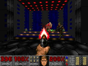 """Doom"" war laut dem Guardian-Journalisten Keith Stuart die Punk-Phase der Videospiele-Welt."