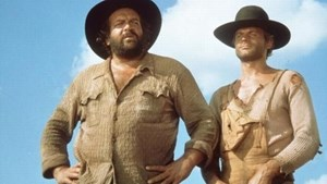 Bud Spencer und Terence Hill.