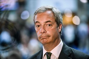 Nigel Farage, Exparteichef.