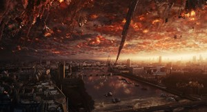 "Faszination Apokalypse: Mit seinem Inferno in ""Independence Day: Resurgence"" will Roland Emmerich digitalen Bombast zeigen, der 1996 noch nicht möglich war. Inhaltlich bleibt das Remake in althergebrachten Sphären."