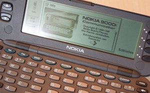 """Nokia 9000 Communicator"""