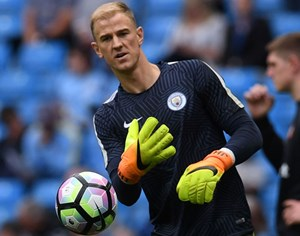 Pep Guardiola hat Joe Hart abmontiert.