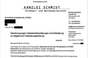 euro fake anwalt verschickt porno abmahnungen nach oesterreich