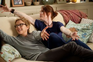 The Kids Are Alright: Julianne Moore und Annette Bening in einem wahrhaft heiklen Patchwork.