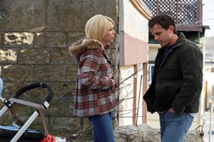 "Michelle Williams und Casey Affleck als leidendes Ehepaar in ""Manchester by the Sea""."