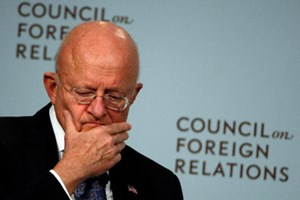 Chefkoordinator der US-Geheimdienste, James Clapper
