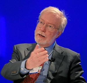 Migrationsforscher Paul Collier.