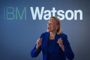 IBM-Chefin Virginia 'Ginni' Rometty