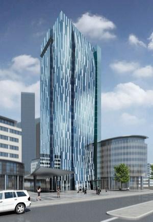 Immofinanz entwickelt hotel am wienerberg - Att architekten ...