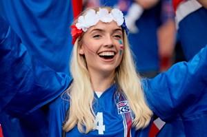 Isländische Frauen