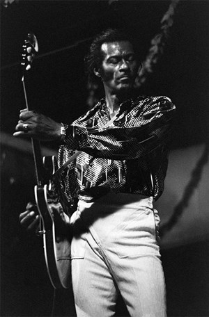 Chuck Berry, Legende.