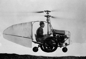 Flying Automobile (Jess Dixon, 1940)