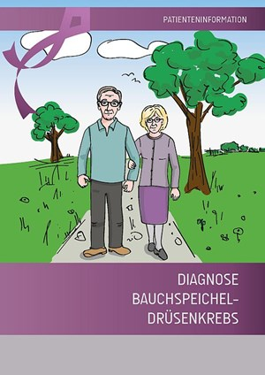 Die Patientenbroschüre der Pancreatic Cancer Unit der ABCSG.