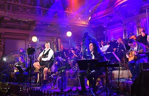 Andreas Gabalier im April 2017 im Musikverein.