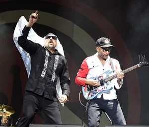 In der Supergroup Prophets of Rage bündeln Cypress Hill und Rage Against the Machine ihre Kräfte gegen das neue Politestablishment in den USA.