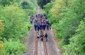 Der EuGH hat nun ein Urteil über die Flüchtlingsbewegungen in Europa im Jahr 2015 gefällt.