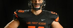 foto: lake forest academy football