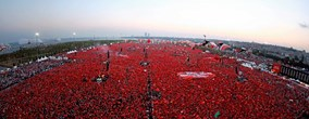 foto: afp photo / turkey's presidential press service
