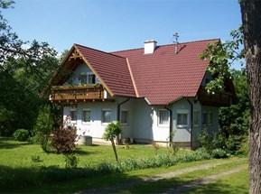 Haus Süd-Ansicht