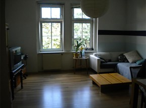 unser Wohnzimmer