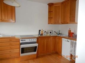 Küche Blick nach rechts